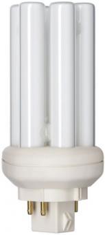 Philips Kompakt-Leuchtstofflampe Auslauf! MASTER PL-T 13W/827/4P  Altern.:PH-61044770 Al / EEK: A